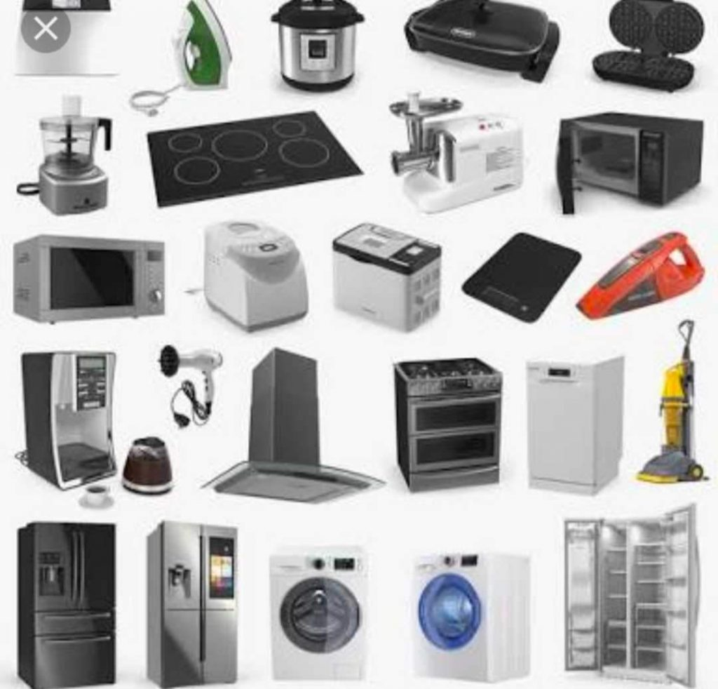 home appliances images
